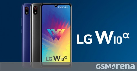 LG W10 Alpha unveiled, an entry-level dual VoLTE phone - GSMArena.com news - GSMArena.com