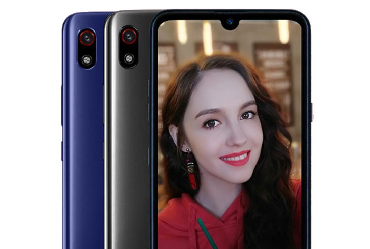LG W10 Alpha unveiled, an entry-level dual VoLTE phone for India with Android 9.0 Pie