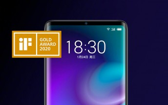 Pixel 4 and Meizu Zero win iF Gold Awards, even though only one of them exists