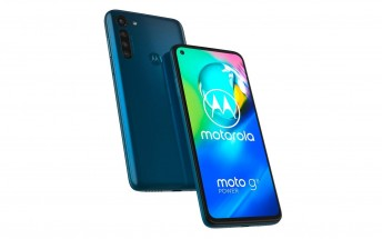 Unannounced Moto G8 Power gets listed on Amazon for a short while