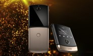 New Motorola Razr 2019 renders show upcoming gold color
