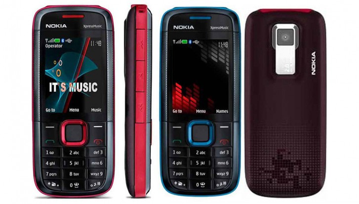 Nokia 5130 XpressMusic from 2009