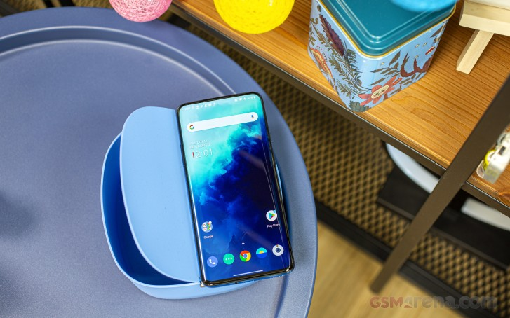 The GSMA has awarded the OnePlus 7T Pro as the best smartphone of 2019