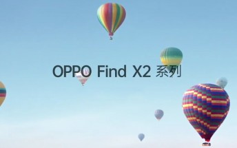 Oppo Find X2 promo video teases 120Hz display with motion compensation and HDR