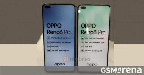 Oppo Reno3 Pro dummy unit reveals key specs - GSMArena.com news - GSMArena.com