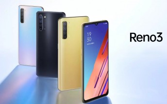 New Oppo Reno3 Vitality is official with a Snapdragon 765, 48MP camera and new colors