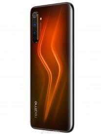 ثلاثة خيارات الألوان Realme 6 Pro