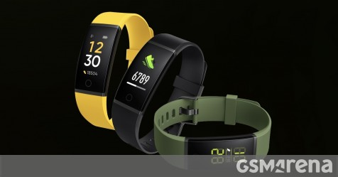 Realme Band features revealed: USB-A connector, IP68 rating, and heart-rate monitor - GSMArena.com news - GSMArena.com