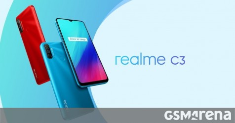 New variant of Realme C3 announced with triple cameras and fingerprint reader - GSMArena.com news - GSMArena.com