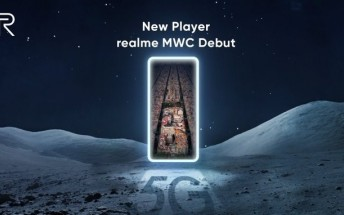 Realme confirms 5G support for upcoming global flagship in new teaser