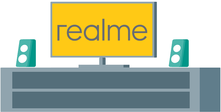 Realme will unveil its first Smart TV at the MWC