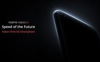 Realme X50 Pro 5G rumored to cost around INR50,000 in India