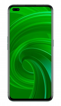 Realme X50 Pro 5G in Moss Green