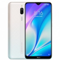 Redmi 8A Dual in Sky White color