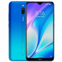 Redmi 8A Dual in Sea Blue color