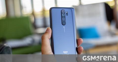 Redmi Note 8 Pro Android 10 update escapes China - GSMArena.com news - GSMArena.com