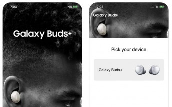 Official Samsung Galaxy Buds+ app goes live on Apple App Store