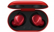 Samsung Galaxy Buds+ Red color variant surfaces