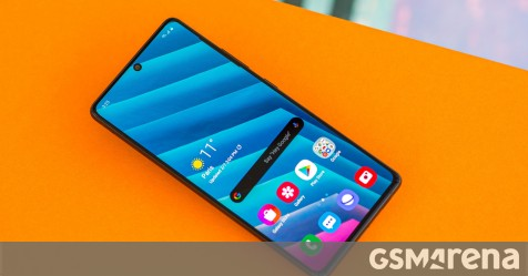 Samsung Galaxy S10 Lite gets One UI 2.1 and April patch with latest update
