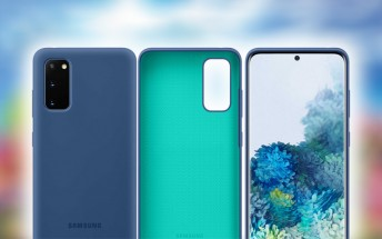 Samsung Galaxy S20 official cases leak