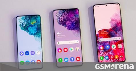 Samsung to enable 120Hz at QHD+ resolution for Galaxy S20 series - GSMArena.com news - GSMArena.com
