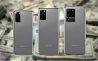 Samsung Galaxy S20 US pricing revealed