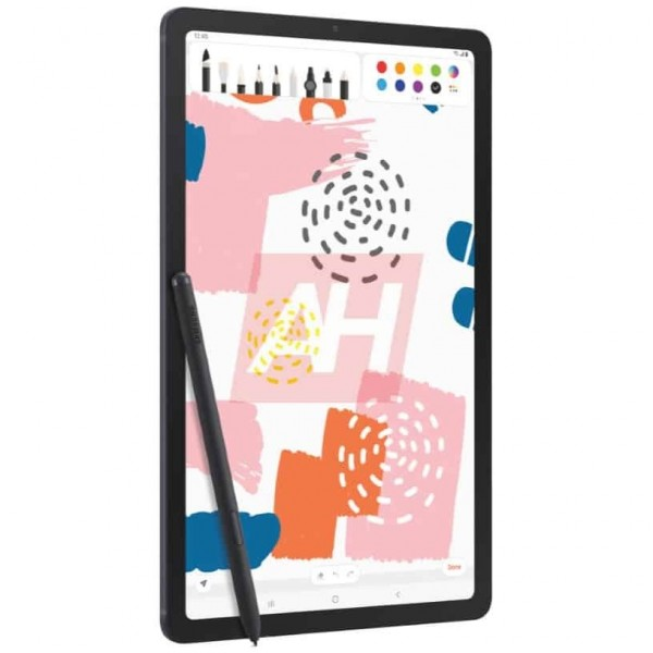Samsung Galaxy Tab S6 Lite appears in a press render with S-Pen