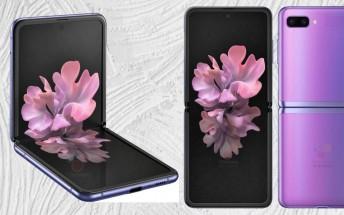 Samsung aims to ship 2.5 million Galaxy Z Flip units this year