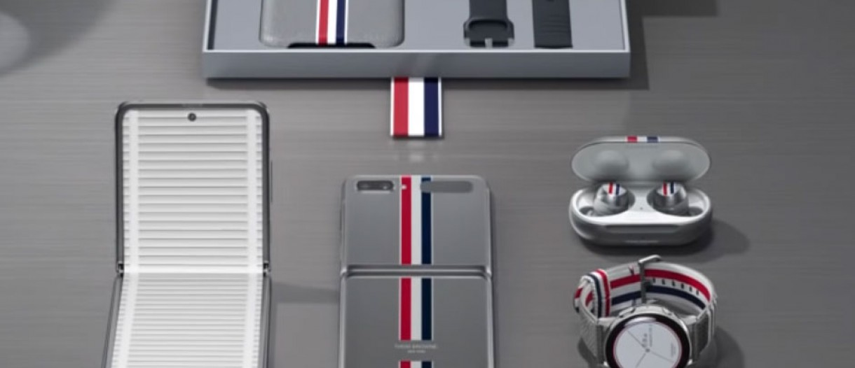 Samsung Galaxy Z Flip Thom Browne Edition Sells Out In South Korea Gsmarena Com News
