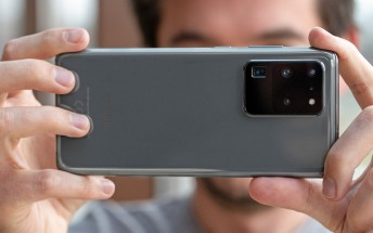 Samsung is working on an update to improve the Galaxy S20 Ultra image quality