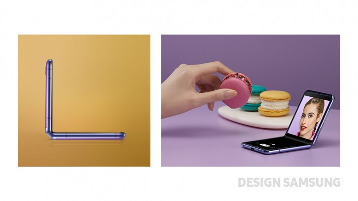 Samsung: Galaxy Z Flip's design story is one of fashion and hinge design innovation