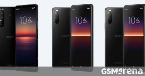 Sony Xperia 1 II, Xperia 10 II and L4 pricing and availability confirmed - GSMArena.com news - GSMArena.com