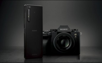 Sony Xperia 1 II and 10 II official videos emphasize display, camera and audio performance
