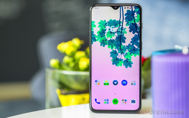 T-Mobile's OnePlus 6T finally receives Android 10 update