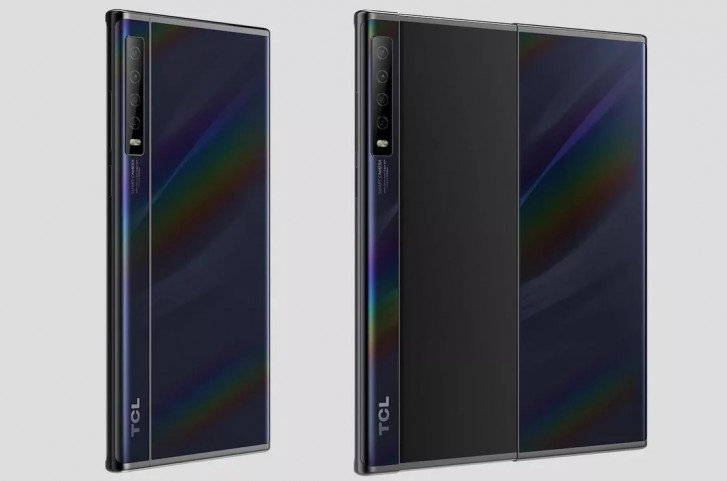 TCL concept phone has a slide-out screen, leaked images show