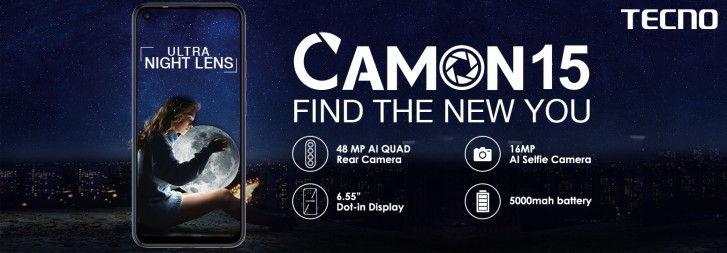 Image result for tecno camon 15