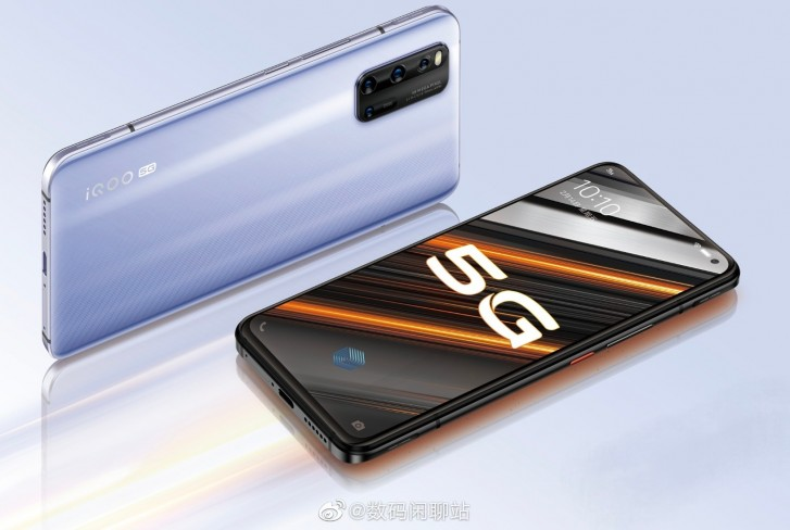iQOO 3 5G teased in an official hands-on video ahead of launch