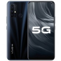 vivo Z6 5G in Aurora Black color