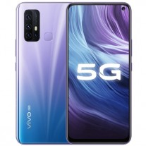 vivo Z6 5G in Interstellar Silver color
