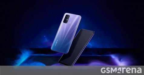 vivo Z6 5G announced: Snapdragon 765G SoC, dual-mode 5G and 44W charging - GSMArena.com news - GSMArena.com