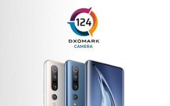 Xiaomi Mi 10 Pro tops DxOMark camera chart