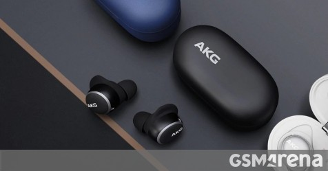 AKG N400 pack the noise cancellation and waterproofing that the Galaxy Buds+ are missing