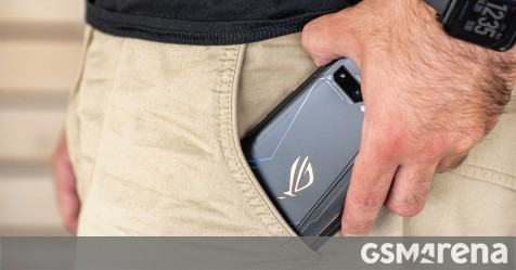 Asus & Unity partnership announced, mentions Asus ROG Phone III