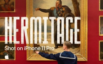 This 5-hour long video tour of the Hermitage was recorded on an iPhone 11 Pro in one continuous shot