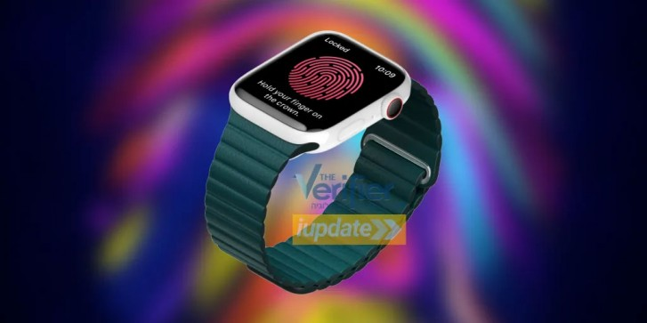 Apple rumored to include Touch ID sensor in the crown of future Apple Watch
