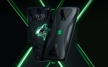 Black Shark 3 and 3 Pro debut with 90Hz OLEDs and magnetic charging