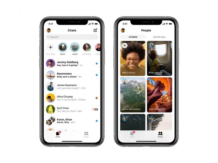 أصبح Facebook Messenger لنظام التشغيل iOS أسرع مرتين ، أي ربع الحجم