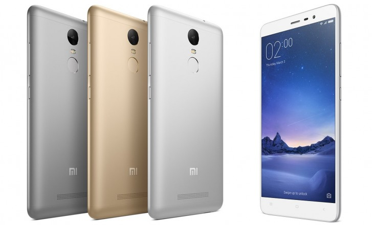 Flashback: Xiaomi Redmi Note 3