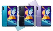 Samsung Galaxy M11 press renders leak alongside full specs