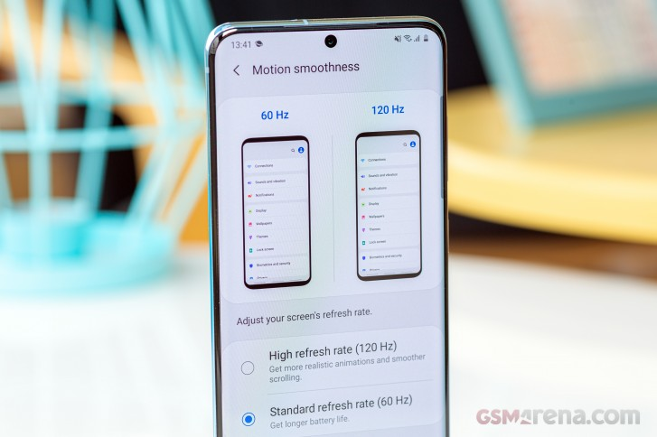 One UI 2.1 brings new camera features to Galaxy S10+